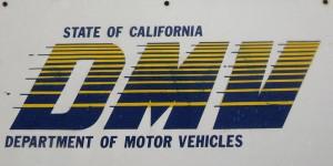 DMV State Of California
