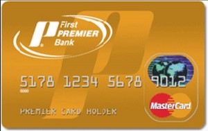 My Premier Credit Card