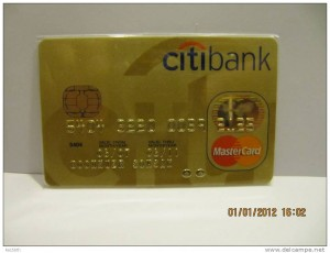Citi Master Credit Card